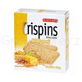 Chlebíček 7 - zrnný Crispins 100g BIO EXTRUDO