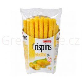 Tyčinka kukuřičná Crispins bezlepková 50g BIO EXTRUDO