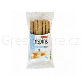 Tyčinka žitná Crispins jemně solená 50g BIO EXTRUDO