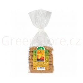 Sušenky špaldovo-jablkové s brusinkami 175g BIO Country Life