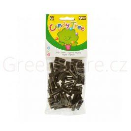 Kousky sladké s příchutí lékořice 100g BIO CANDY TREE