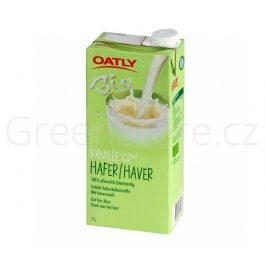 Nápoj ovesný vanilkový 1l BIO OATLY