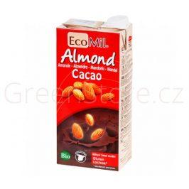 Nápoj ze sladkých mandlí kakao 1l BIO ECOMIL