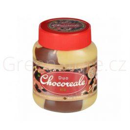 Pomazánka čokoládová duo 350g BIO CHOCOREALE