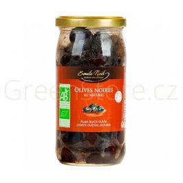 Olivy černé, natural 250g BIO EMILE NOËL