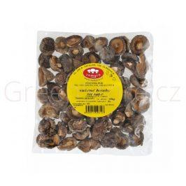 Houby sušené shiitake 50g SAMYCO