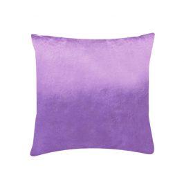 XPOSE ® Mikroplyšový povlak na polštář - levandulová 40x40 cm