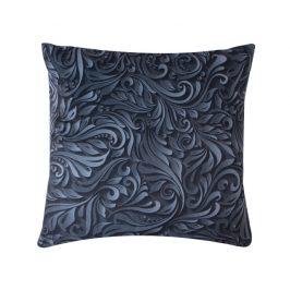 XPOSE ® Mikroplyšový povlak na polštář DESIGN - šedá 40x40 cm