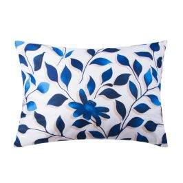 XPOSE ® Povlak na polštář IVANKA - modrá 70x90 cm