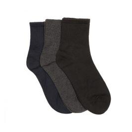 PESAIL® Dámské bambusové sportovní ponožky 3 ks (vel.35-38)