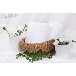 XPOSE ® Froté osuška VERONA - bílá 70x140 cm