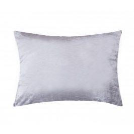XPOSE ® Mikroplyšový povlak na polštář - světle šedá 70x90 cm