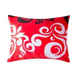 XPOSE ® Povlak na polštář mikroflanel SABINA - červená 70x90 cm