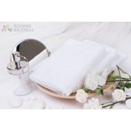 XPOSE ® Froté ručník VERONA - bílá 50x90 cm