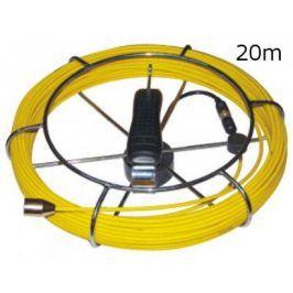 CEL-TEC - Kabel pro PipeCam Profi - délka 20 metrů