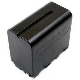 NP-F330 6600mAh, Li-Ion baterie - neoriginální