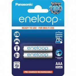 Panasonic - Balení - Baterie Panasonic AAA Eneloop , mikrotužková - 750 mAh (2ks)