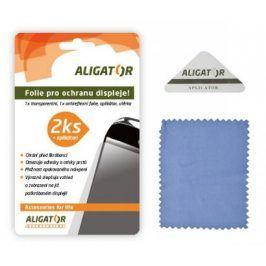 Aligator - Nová ochranná fólie ALIGATOR Samsung S7500 Galaxy Ace Plus, 2ks + aplikátor