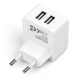 eSTUFF Home Charger 2 USB 2.4A + 1A ES80105EU