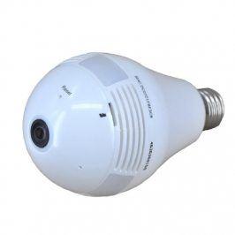 Panoramatická kamera v žárovce CEL-TEC Bulb Wifi 360
