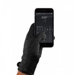 MUJJO Jednovrstvé dotykové rukavice pro SmartPhone - velikost S - černé