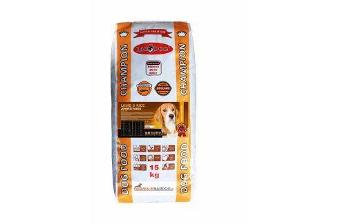 Bardog Super prémiové granule Lamb rice 24/14 - 15 kg Krmivo pro psy