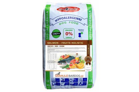 Bardog Salmon Fruits Holistic 12 kg Krmivo pro psy