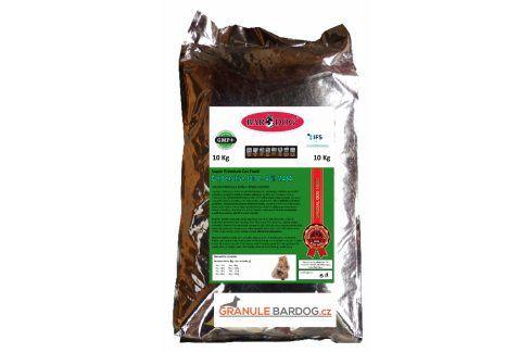 Bardog Krmivo pro kočky Cat Senstive 32/18 - 10 kg Super Prémium