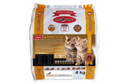 Kitten 34/22 - 4 kg Super Prémium