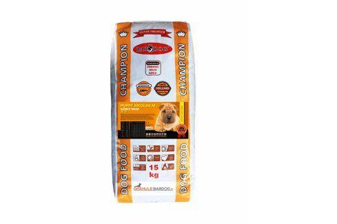 Bardog Super prémiové granule Puppy Medium M 30/20 - 15 kg Krmivo pro psy