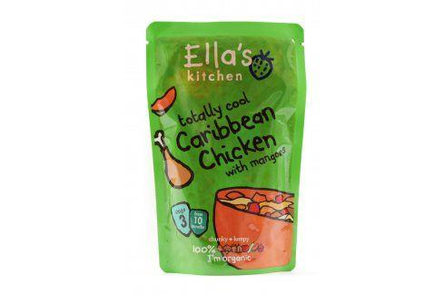Ella's Kitchen Karibské kuře s mangem   Masozeleninové příkrmy
