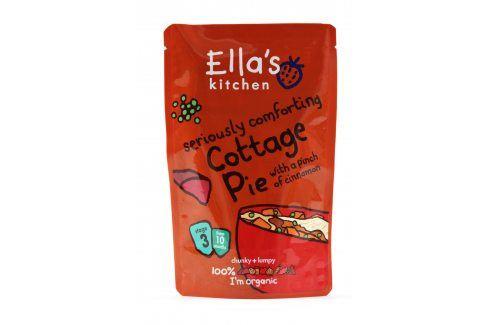Ella's Kitchen Zapečená sekaná s bramborami   Masozeleninové příkrmy