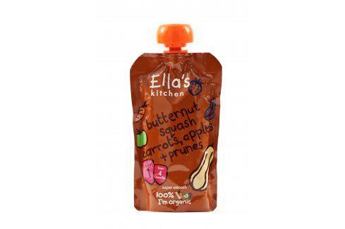 Ella's Kitchen Dýně, mrkev, jablko a švestka   Zeleninové příkrmy