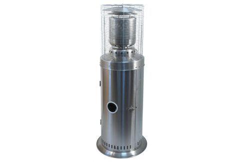 Cattara SILVERINO Plynový zářič s regulátorem Teplovzdušné ventilátory