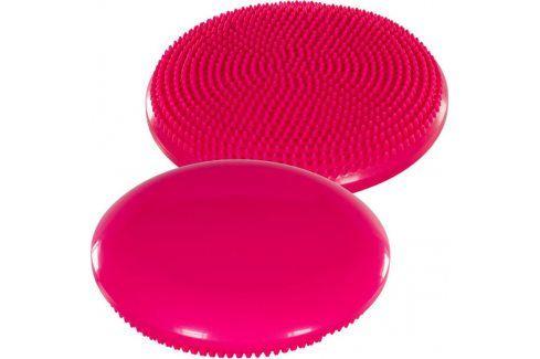 MOVIT 31956 Balanční polštář na sezení 33 cm - růžový Balanční podložky