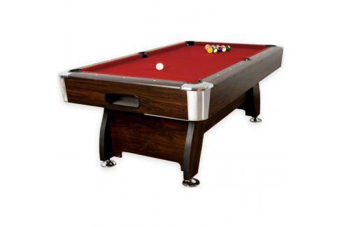 Tuin 1399 Kulečníkový stůl pool billiard kulečník 8 ft - s vybavením Kulečníkové stoly