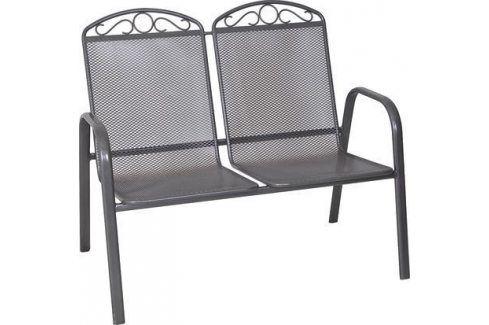 Tradgard ZWMC-S28 Zahradní kovová lavice Zahradní lavice