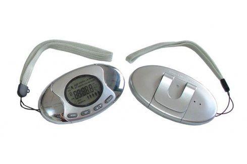 CorbySport 5474 Multifunčkní krokoměr - pedometer s měřením tělesného tuku Krokoměry