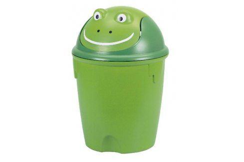 CURVER Žába 32476 Odpadkový koš dětský Odpadkové koše