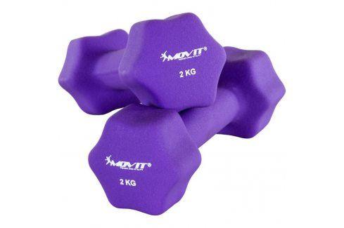 MOVIT Neoprenové činky 2x 2 kg Činky