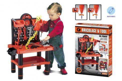 G21 24463 Dětské nářadí velký set Dětské nářadí a nástroje