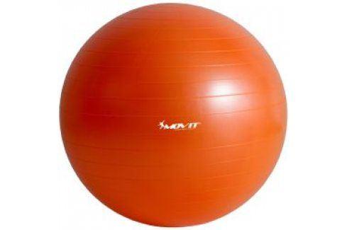 MOVIT 6327 Gymnastický míč - oranžová - 65cm Gymnastické míče