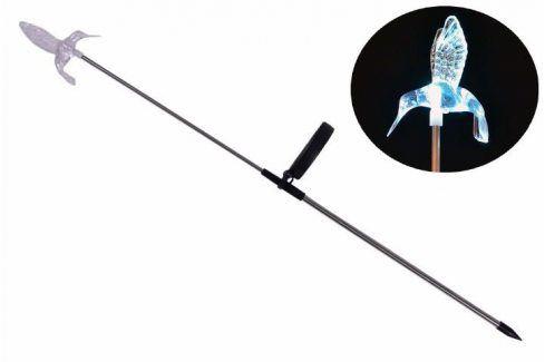 Garthen 287 Solární zahradní LED světlo  kolibřík Zahradní lampy