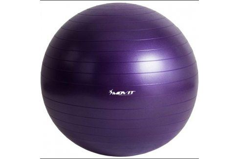 MOVIT 6335 Gymnastický míč - fialový, 75 cm Gymnastické míče