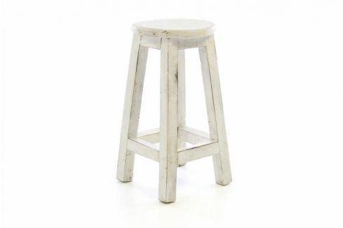 Divero 47296 Designová retro stolička VINTAGE vzhledu - výška 50 cm Stoličky