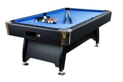 Tuin 9590 Kulečníkový stůl pool billiard kulečník 7 ft s vybavením Kulečníkové stoly