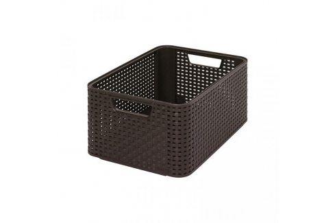 CURVER STYLE BOX úložný box - M- hnědý Úložné boxy