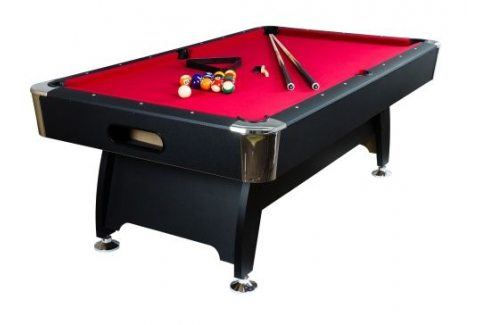 Tuin 9515 Kulečníkový stůl pool billiard kulečník 8 ft s vybavením Kulečníkové stoly