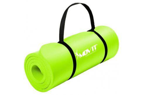 MOVIT 32912 Gymnastická podložka 190 x 60 x 1,5 cm sv. zelená Podložky na cvičení