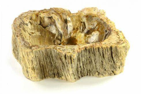 Divero FOSSIL 32830 Umyvadlo z přírodního kamene Umyvadla